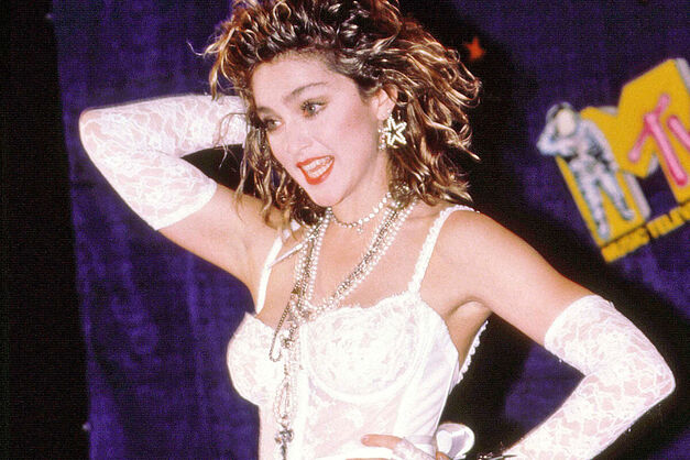 Madonna the Video Music Awards