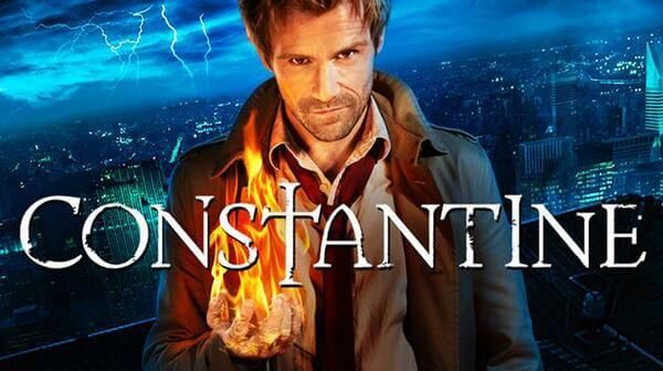 Promotional image for the Constantine TV series