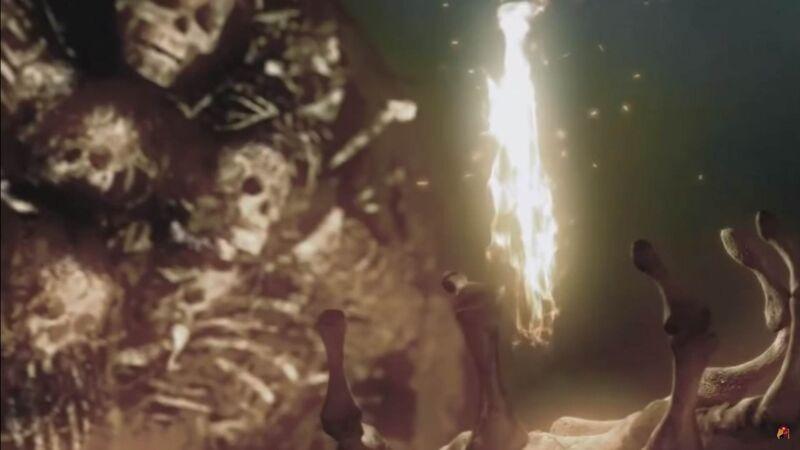 Dark Souls Remastered Gravelord Nito