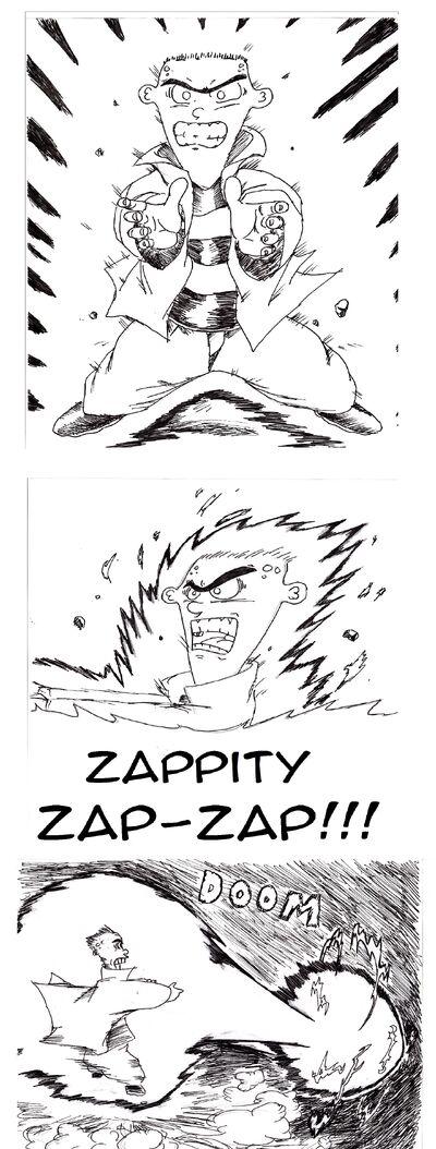 Ed - Zappity Zap Zap