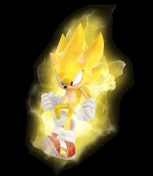 Super sonic 3D