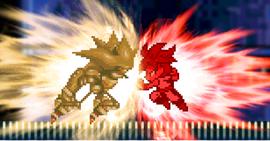 Corey Vs Mecha Sonic