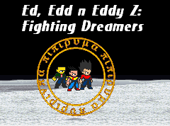 Ed, Edd n Eddy Fighting Dreamers Poster