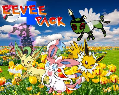 Eevee Pack 2