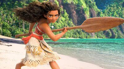Box Office: 'Moana' Rocks the Weekend