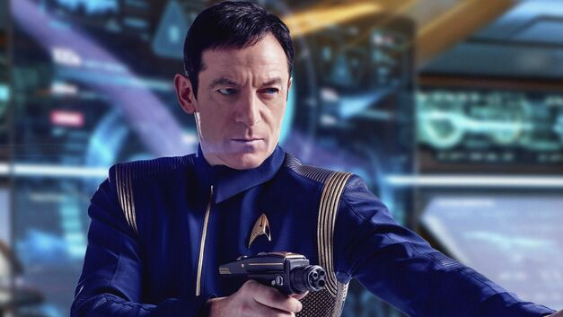 Star Trek: Discovery Captain Lorca