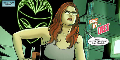 The Oracle of Suicide Squad: Part 3 - 'Barbara Gordon Defined'