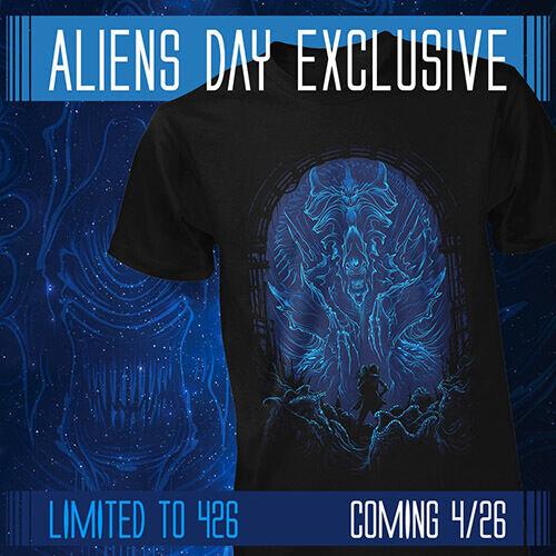 alien day fright rags