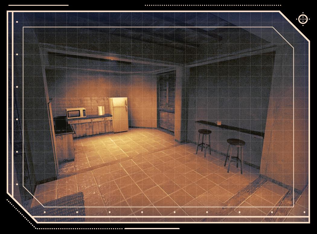 CSGO Mirage B apartment kitchen