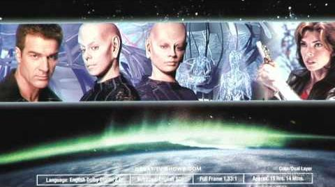 Earth Final Conflict Season One