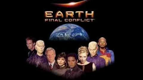 Earth Final Conflict OST - 12 Atavus