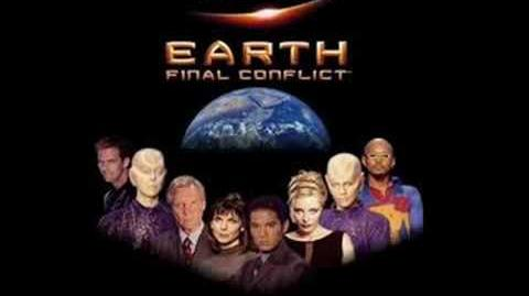 Earth Final Conflict - OST - 07 - Sandoval's Run