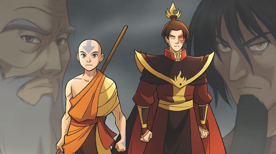 Bumi Legend Of Korra 'The Promise': A S...