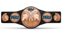 FZW World Tag Team Championship