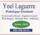 Yoel Laguerre - Podiatrist