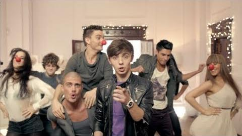 The Wanted - Gold Forever (Official)