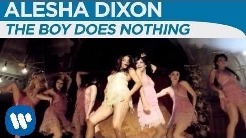 Alesha Dixon - The Boy Does Nothing -OFFICIAL MUSIC VIDEO-