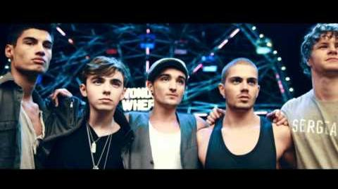 The Wanted - Lose My Mind (Official)