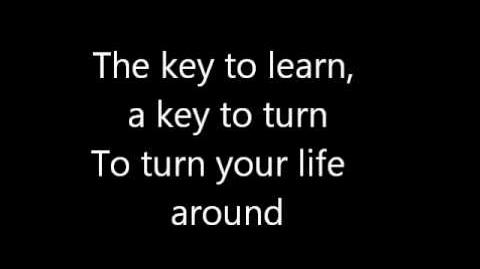 Edita - The Key - Lyrics