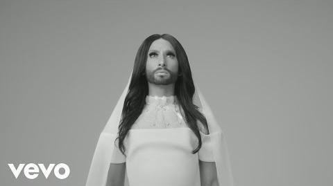 Conchita Wurst - Heroes