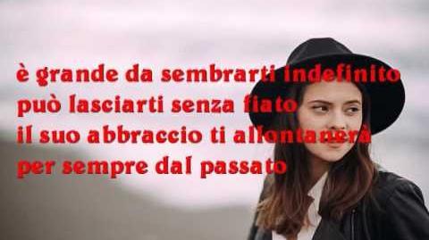 L'amore esiste TESTO - Francesca Michielin