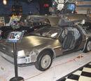 DeLorean időgép-autó