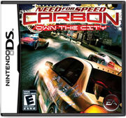 Need for Spoeed Carbon DS NA Boxart