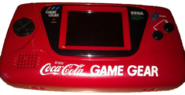 Coca Cola Game Gear