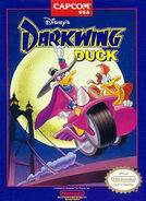 Darkwing Duck box