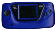 Blue Game Gear