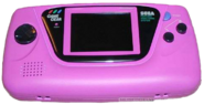 Game Gear Purple
