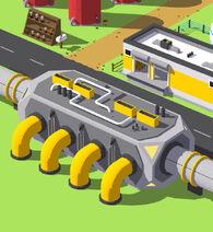 Bought Hyperloop Station