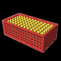 Golden Eggs Crate