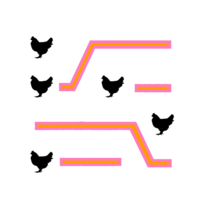 R timeline splicing