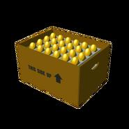 Golden Eggs Box