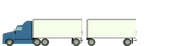 Vehicle double semi