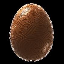 Egg chocolate