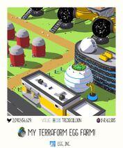 Polaroid farm