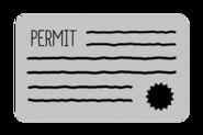 Free permit