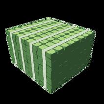 Cash ton