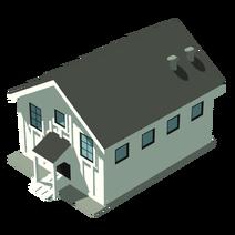 Ei hab icon short house