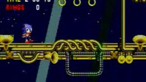 Sonic CD - I'm outta here!