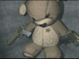MW3 - Giant Teddy Bear