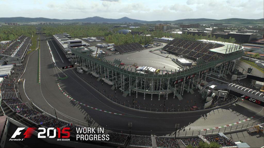 F1 2015 announce screen 1