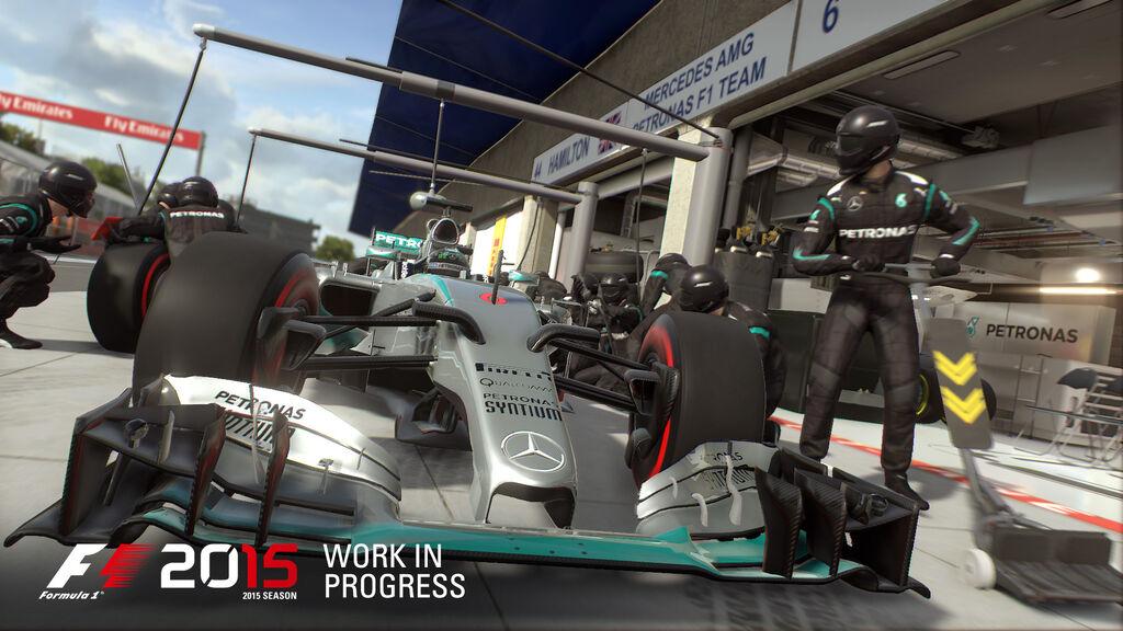 F1 2015 announce screen 2