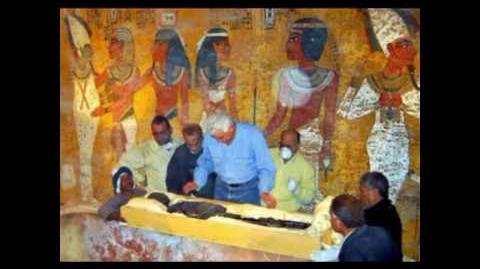 King Tutankhamun Mummy secrets