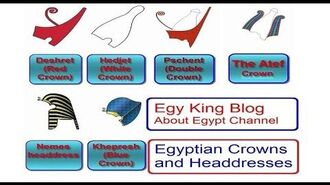Egyptian Crowns and Headdresses