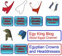 Egyptian Crowns (1)