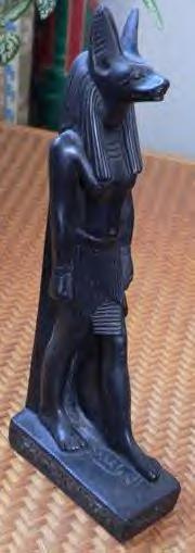 Anubis statuette 2