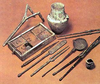 Instruments OF ANCIENT EGYPT (2)